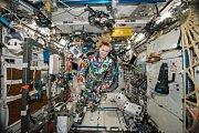 Život na vesmírné stanici