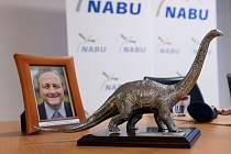 Anticenu Dinosaur roku dostal Joachim Rukwied
