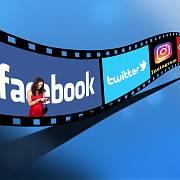 Sociální sítě, ilustrační foto