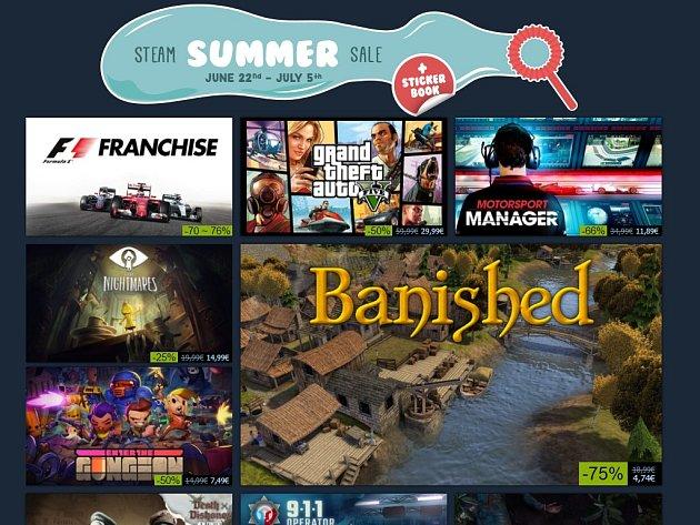 Steam Summer Sale.