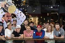 Hokejoví reprezentanti podpořili první setkání eReS týmu