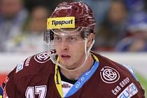 Jan Buchtele z HC Sparta Praha.