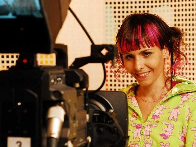 Editorka nové hudební televize na portálu Seznam, Blanka Huňátová