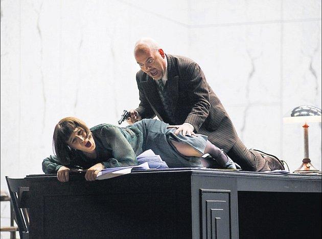 Věc Makropulos. Vkladem pražského Národního divadla do letošního programu bude nová inscenace opery Leoše Janáčka.