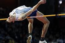 Jaroslav Bába veze z Göteborgu bronzovou medaili.