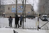Útok na základní škole ve městě Perm v Rusku