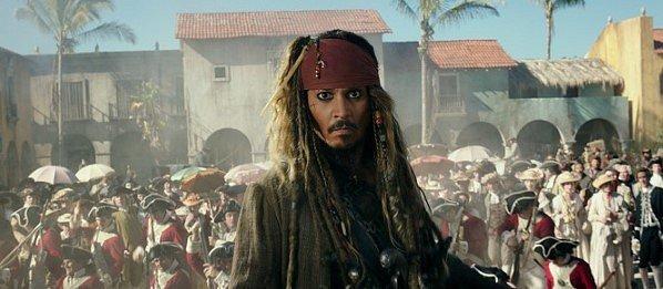 Film režiséra Espena Sandberga Piráti z Karibiku: Salazarova Pomsta