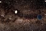Vědci popsali koncem října první volně letící planetu o velikosti Země, která může být důkazem, že tato tělesa patří k nejběžnějším v naší galaxii