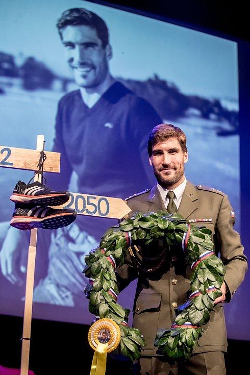Setkání s olympijským vítězem v moderním pětiboji Davidem Svobodou u příležitosti oficiálního ukončení jeho sportovní kariéry proběhlo 19. září v Praze.