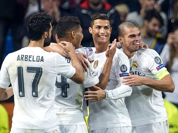 Gratulace. Cristiano Ronaldo pokořil další rekord