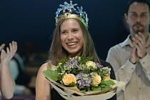 Snowboardcrossařka Eva Samková po pěti letech získala ocenění Král bílé stopy.