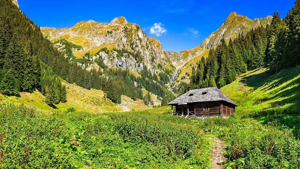 Jižní Karpaty v Rumunsku