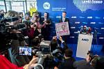 Sněm hnutí ANO 2017