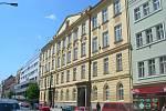 Matematicko-fyzikální fakulta, oddělení matematiky, Univerzita Karlova v Praze