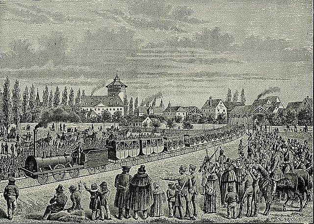 Historie železnice se začala psát na začátku 19. století. Dráha významně přispěla k zalidnění severoamerického kontinentu přistěhovalci z Evropy