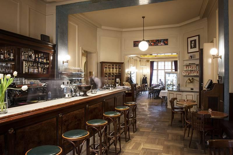 Café Einstein Stammhaus v Berlíně