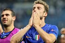 Claudio Marchisio z Juventusu Turín.