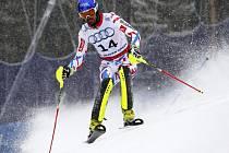 Jean-Baptiste Grange vybojoval ve slalomu titul mistra světa.