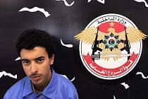 Mladší bratr pravděpodobného pachatele pondělního teroristického útoku v britském Manchesteru Hashem Abedi (v arabském přepisu Haším Abádí)