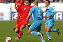Česká republika vs. San Marino
