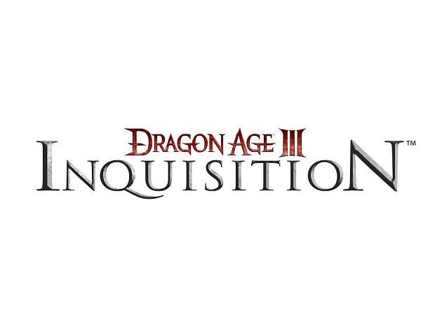Logo počítačové hry Dragon Age 3: Inquisition.