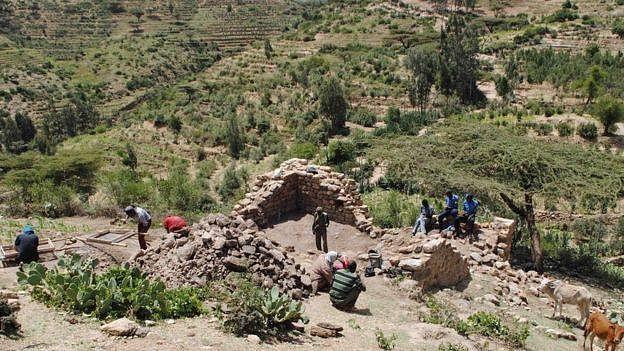 Harlaa, město z 9. století nalezli archeologové v Etiopii