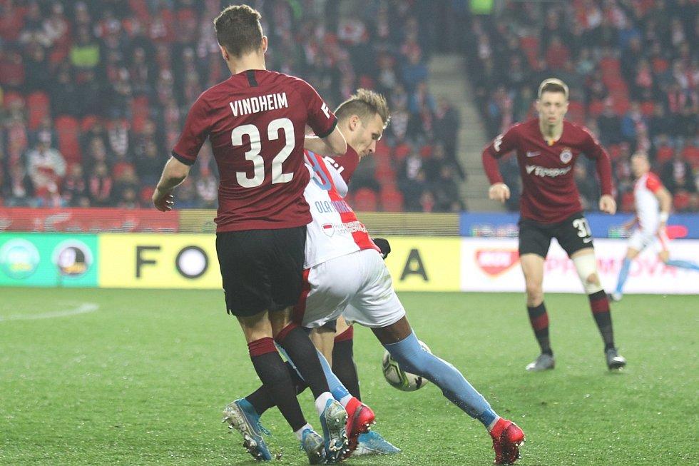 24. kolo, Slavia Praha - Sparta Praha