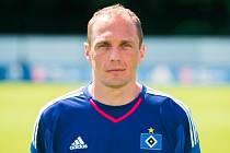 brankář Jaroslav Drobný