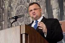 Bývalý ředitel protokolu prezidentské kanceláře Jindřich Forejt.