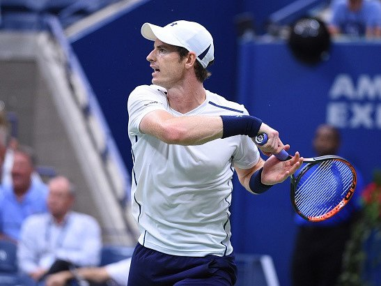 Andy Murray na US Open