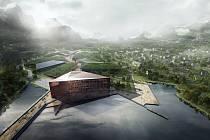 Největší datové centrum vyroste v Norsku