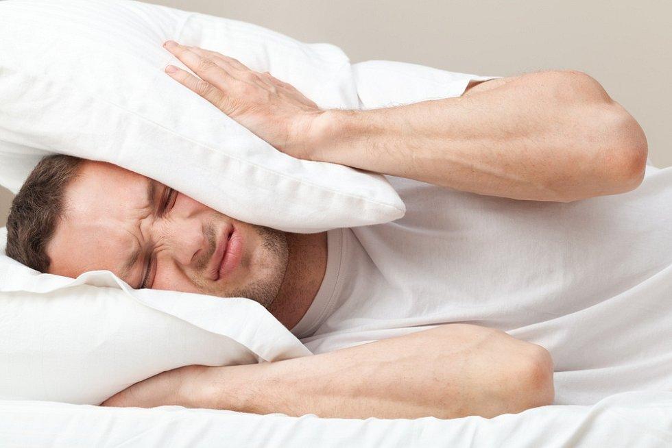 Neklidný spánek - Ilustrační foto