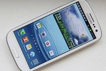 Samsung Galaxy S III.