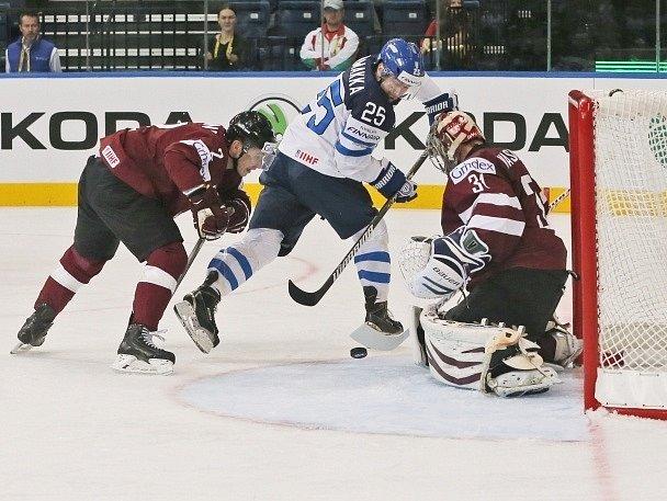 Finsko vs. Lotyšsko