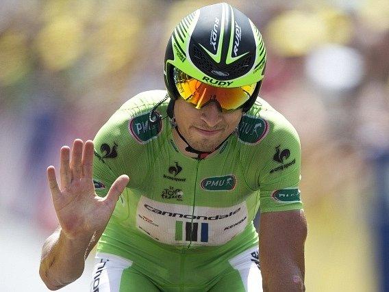 Časovka na Tour: Peter Sagan