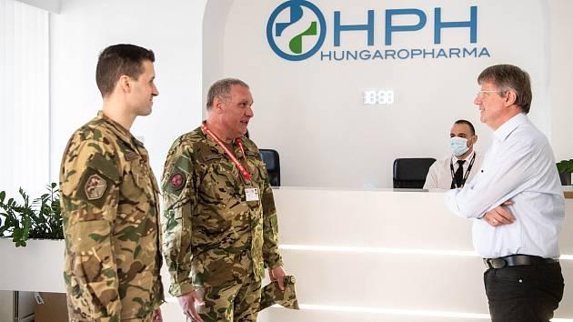 Velké maďarské firmy přebírá armáda