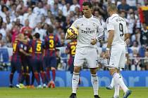Real Madrid - Barcelona: Radost hostů zakrátko vystřídalo zklamání