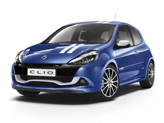 Minulá generace Renaultu Clio Gordini R.S.