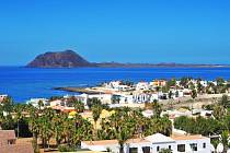 Fuerteventura na Kanárských ostrovech