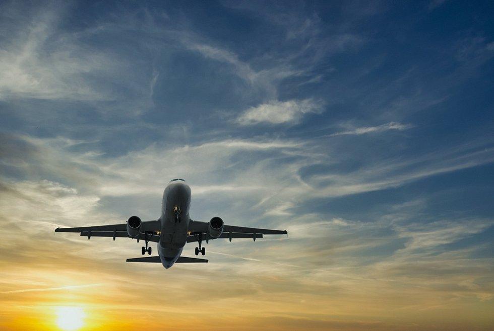 Letíme na dovolenou