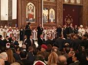 V Egyptě slavnostně otevřeli největší křesťanskou katedrálu na Blízkém východě.