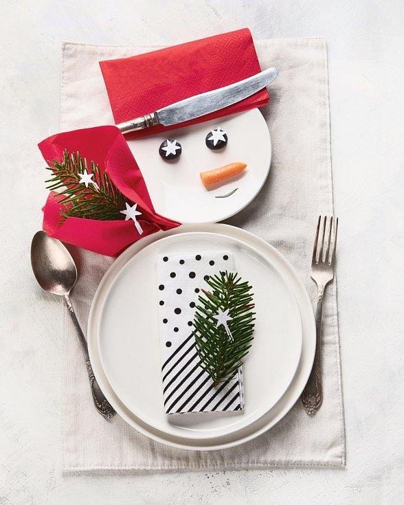I přes Vánoce se dá jíst zdravě.
