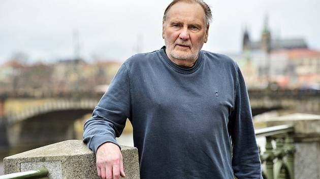 Herec Jiří Štěpnička