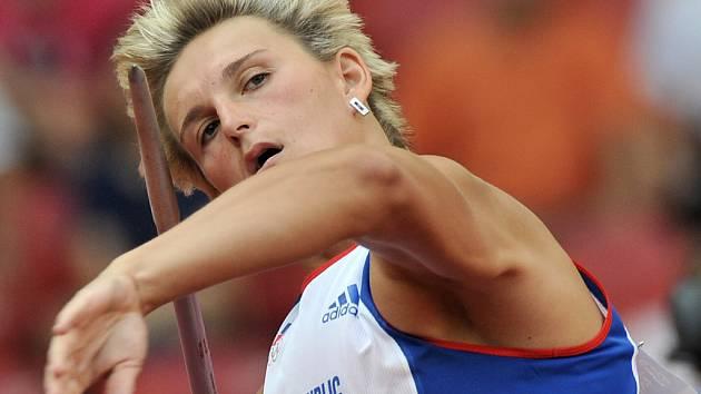 Barbora Špotáková postoupila do finále olympijského závodu.