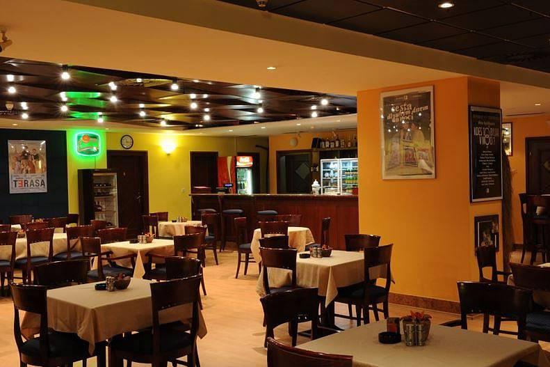 Divadelní kavárna divadla Bez zábradlí