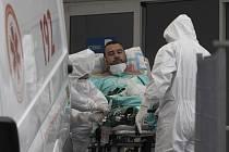 Převoz pacienta v Brazílii