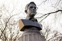 Socha Edwarda Snowdena