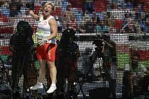 Kladivářka Anita Wlodarczyková vyhrála olympijské hry v Riu ve světovém rekordu.