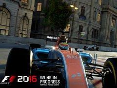 Počítačová hra F1 2016.