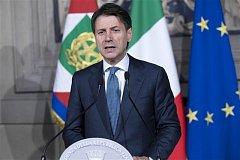 Giuseppe Conte je novým premiérem Itálie
